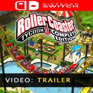 RollerCoaster Tycoon 3 Complete Edition Trailer Video