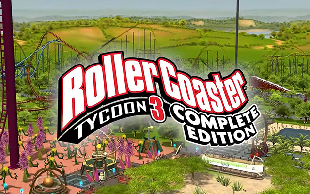 RollerCoaster Tycoon 3 Édition Complète