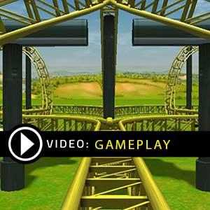 RollerCoaster Tycoon 3 Platinum Gameplay Video
