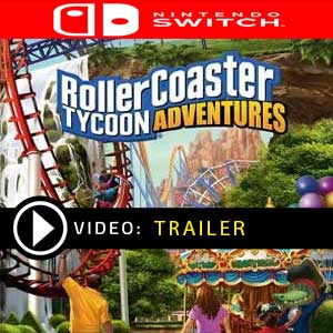 RollerCoaster Tycoon Adventures Nintendo Switch Prices Digital or Box Edition
