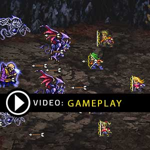 Romancing Saga 3 PS4 Gameplay Video