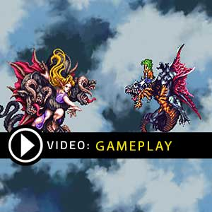 Romancing SaGa 3 Gameplay Video