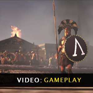 ROME 2 Greek States Culture Pack Gameplay Video