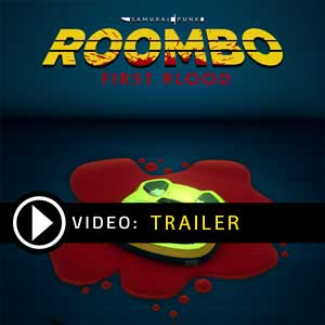 Roombo First Blood