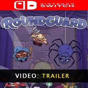 Roundguard Nintendo Switch Prices Digital or Box Edition