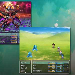 RPG Maker Battle System Modes