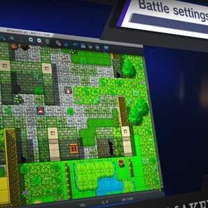 RPG Maker MZ battle settings