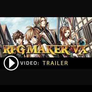 Buy RPG Maker VX CD Key Compare Prices