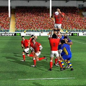Rugby 15 Xbox One Team Play 2