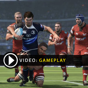 Rugby 15 PS4 Gameplay Video