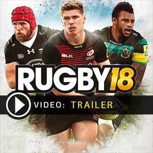 Buy Rugby 18 CD Key Compare Prices