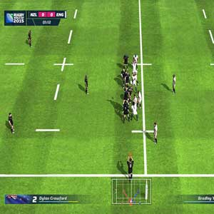 Rugby World Cup 2015 PS4 Field