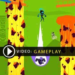 Runbow Nintendo Switch Gameplay Video