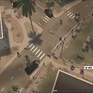 Running With Rifles - Cross Roads
