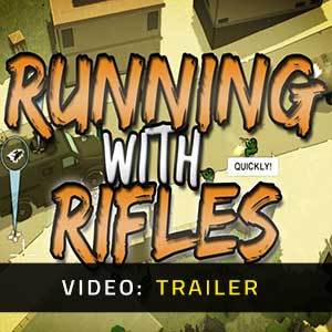 Running With Rifles Video Trailer