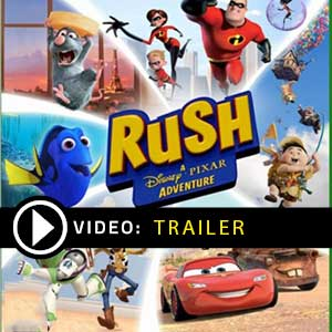 Buy RUSH A Disney PIXAR Adventure CD Key Compare Prices