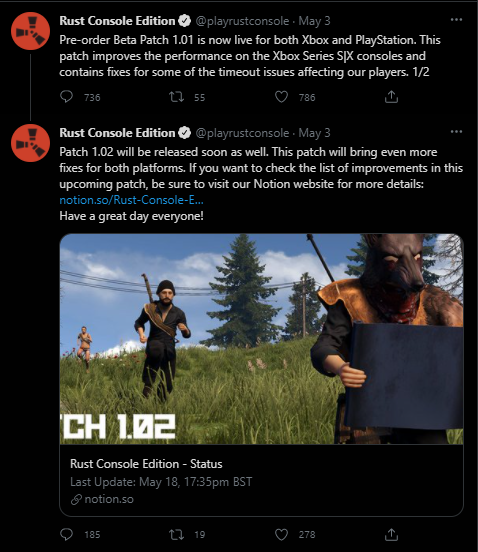 Buy Rust Console Edition CD Key Best Price