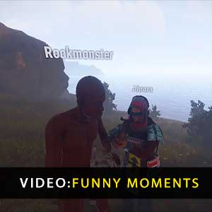 Rust Funny Moments