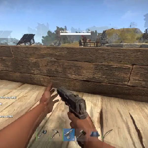 Rust - Gameplay Image