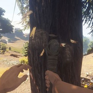 Rust - caveman weapon