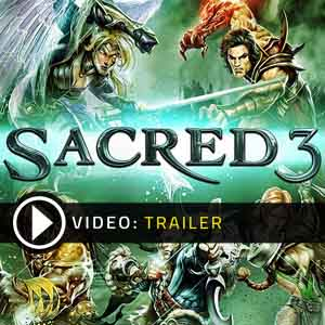 Buy Sacred 3 CD Key Compare Prices