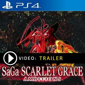 SaGa Scarlet Grace Ambitions PS4 Prices Digital or Box Edition