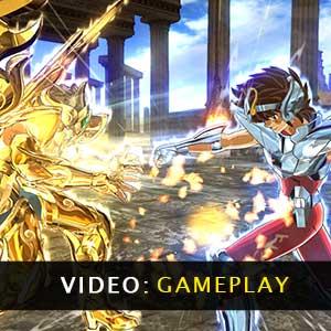 Saint Seiya Soldiers Soul Gameplay Video