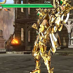 Saint Seiya Soldiers Soul Versus