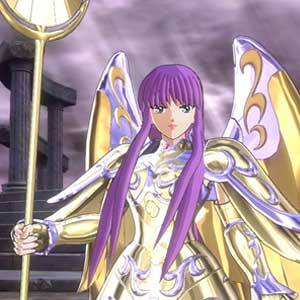 Saint Seiya Soldiers Soul Character