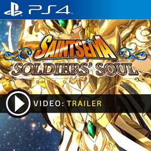 Saint Seiya Soul Soldiers PS4 Prices Digital or Physical Edition