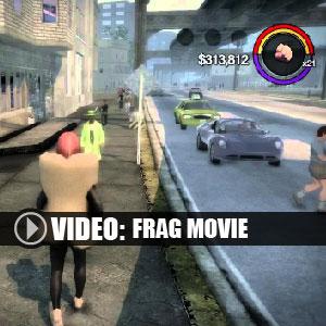 Saints Row 2 Frag Movie