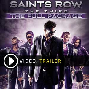 Buy Saints Row the Third Full Package CD Key Compare Prices