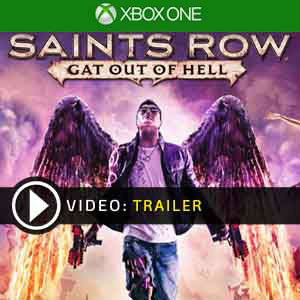 Saints Row 4 Gat Out of Hell Xbox One Prices Digital or Physical Edition