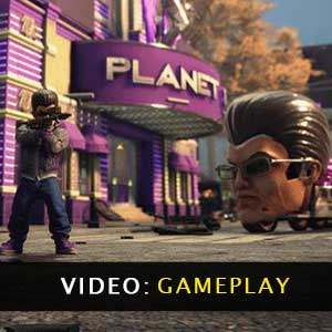 Saints Row The Third Remastered Gameplay Video