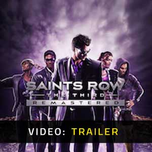 Saints Row The Third Remastered Video Trailer