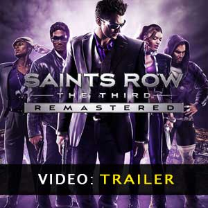 Buy Saints Row The Third Remastered CD Key Compare Prices