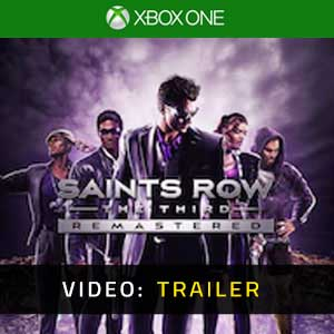 Saints Row The Third Remastered Xbox One Video Trailer