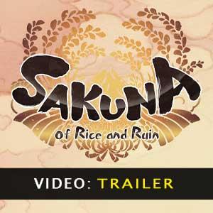Sakuna Of Rice and Ruin trailer video
