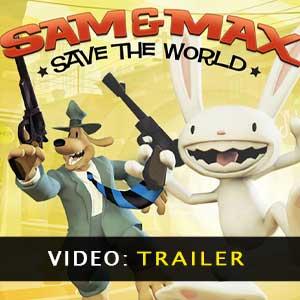 Sam & Max Save the World Video Trailer