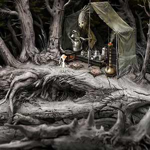 Gnome communicates with creatures