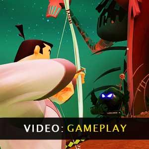 Samurai Jack Battle Through Time gameplay video