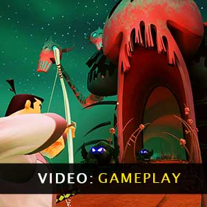 Samurai Jack Battle Through Time Gameplay Video