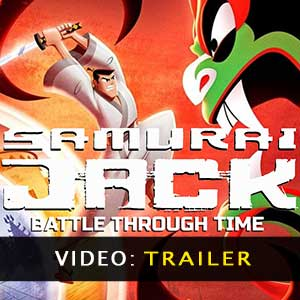 Buy Samurai Jack Battle Through Time CD Key Compare Prices
