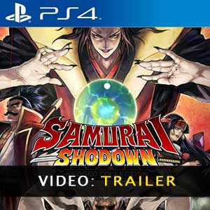 Samurai Shodown Neo Geo Collection PS4 Prices Digital or Box Edition