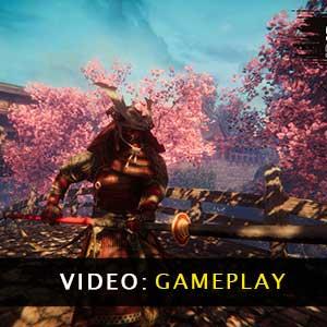 Samurai Simulator Gameplay Video