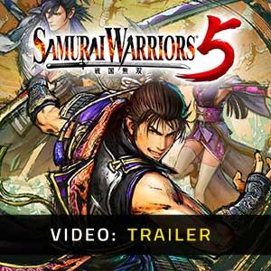 Samurai Warriors 5 Video Trailer