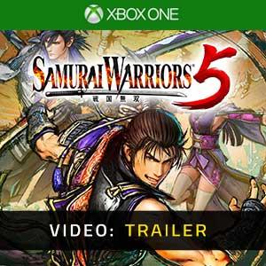 Samurai Warriors 5 Xbox One Video Trailer