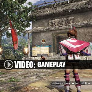 Samurai Warriors Spirit of Sanada Gameplay Video