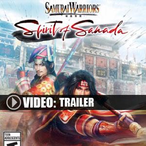 Buy Samurai Warriors Spirit of Sanada CD Key Compare Prices