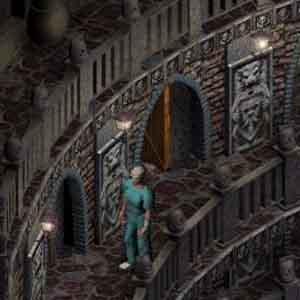 Sanitarium: Along the Castle Corridors